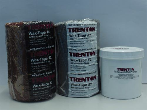 Trenton Wax-Tape® Anticorrosion Wrap System